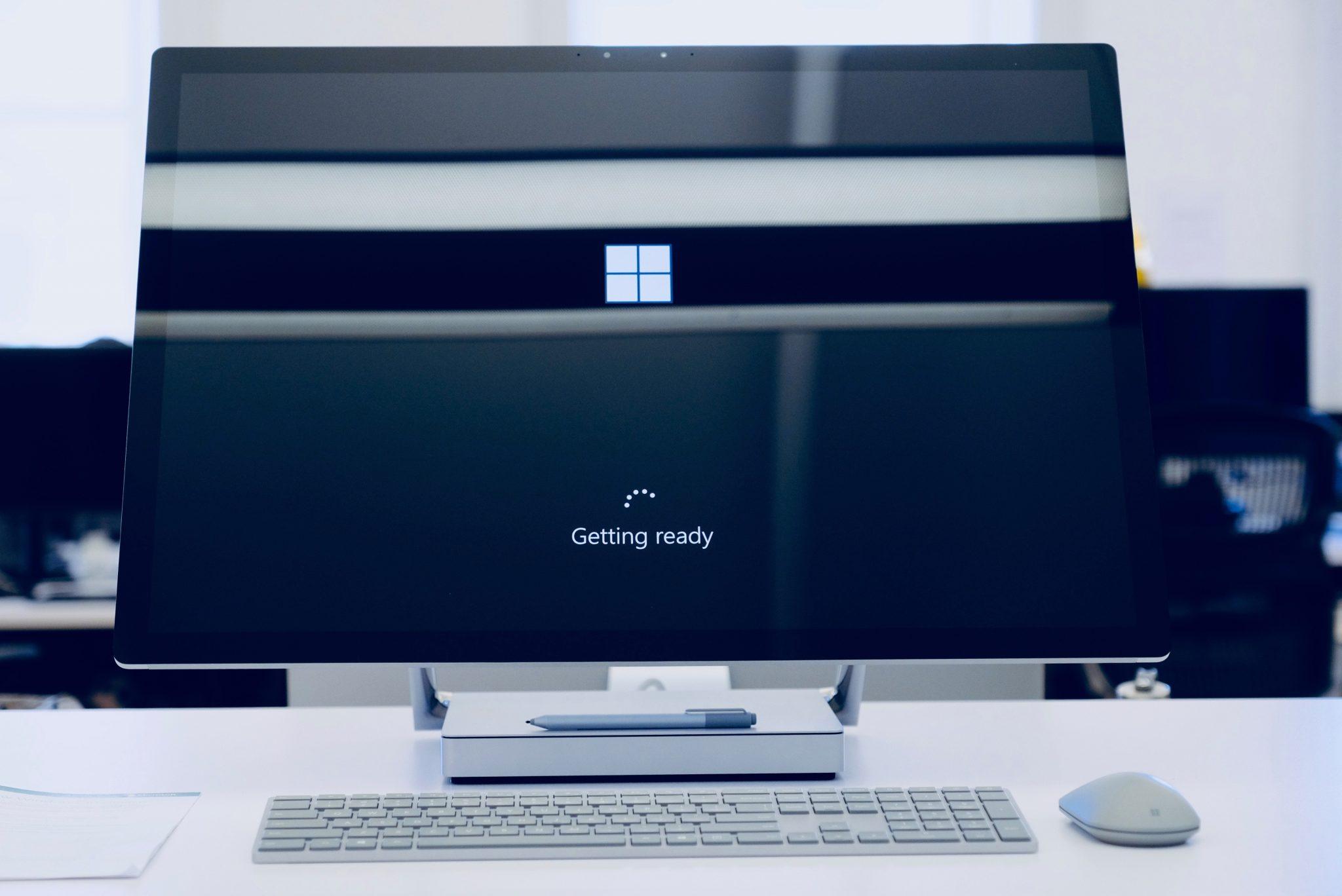 Windows-werkplek