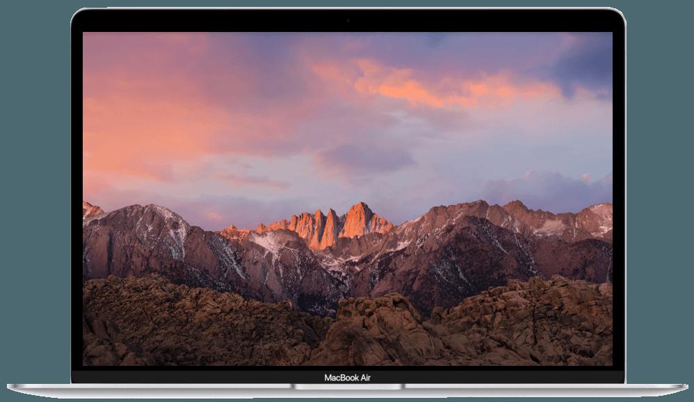 Macbook air apple site